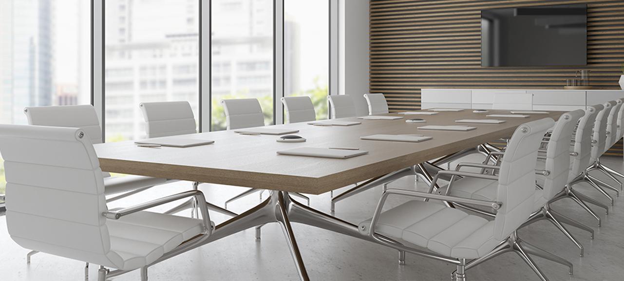Переговорные комнаты и конференц-залы
